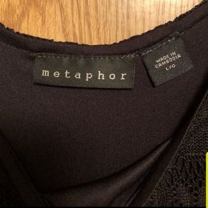 Metaphor Dresses - Metaphor | Black Lace Dress